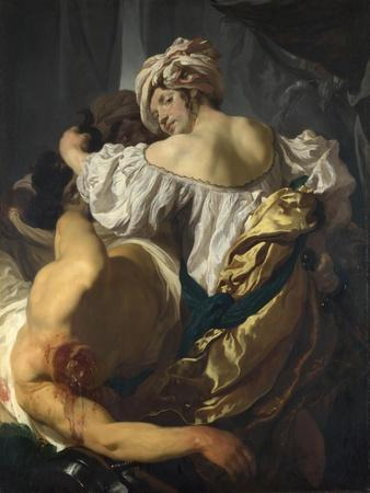 Judith in the Tent of Holofernes, C. 1622