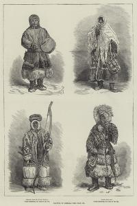 Natives of Siberia by Johann Nepomuk Schonberg
