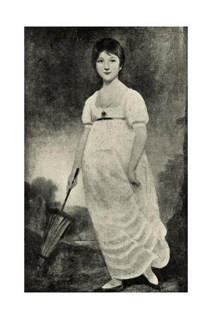 Jane Austen - portrait