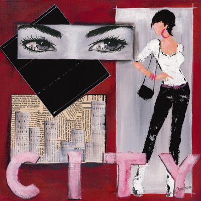 City I