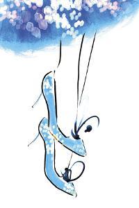 Sparkle Shoes by Johanna Fernihough