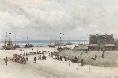 Beach at Scheveningen