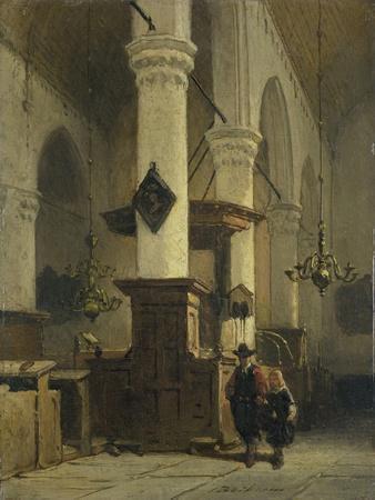 Protestant Church Interior