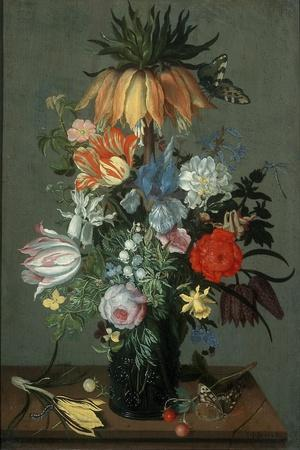 Flower Still Life with Crown Imperial, 1626