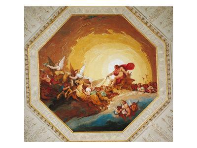 Apollo on the Chariot of Sun