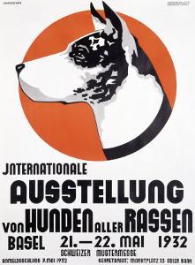 Austellung Von Hundren by Johannes Handschin