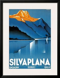 Silvaplana by Johannes Handschin