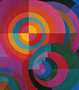 Circles by Johannes Itten