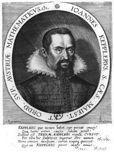 Johannes Kepler 1590