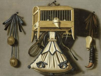 Still-Life with Hunting Equipment