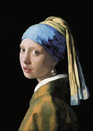 A Girl with a Pearl Earring