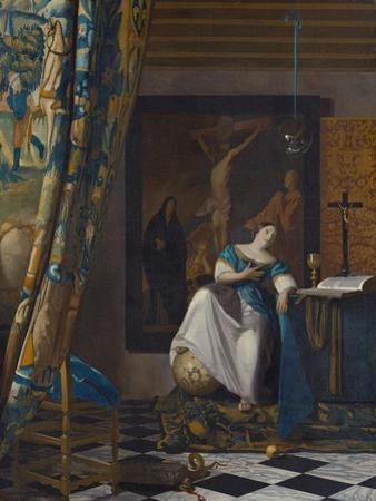 Allegory of the Faith, C.1672-74