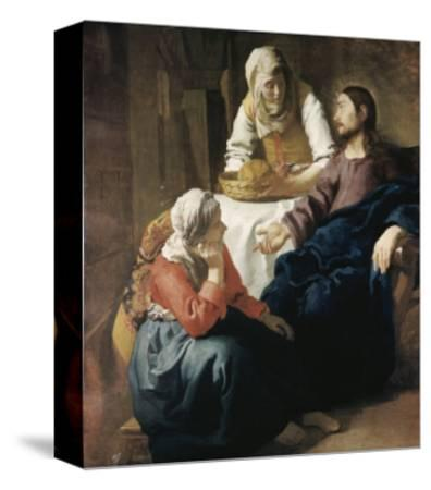 Christ in the House of Martha and Mary by Johannes Vermeer