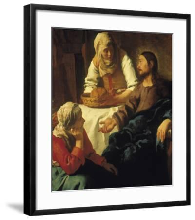 Christ in the House of Mary & Martha