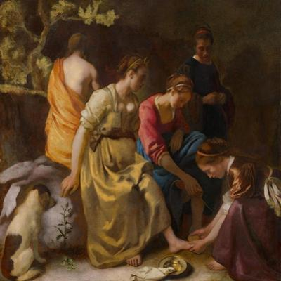 Diana and her Companions, c.1655-56