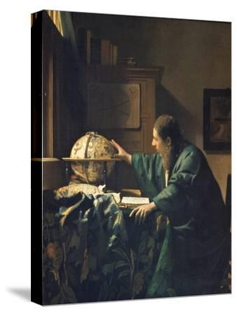 The Astronomer, 1668