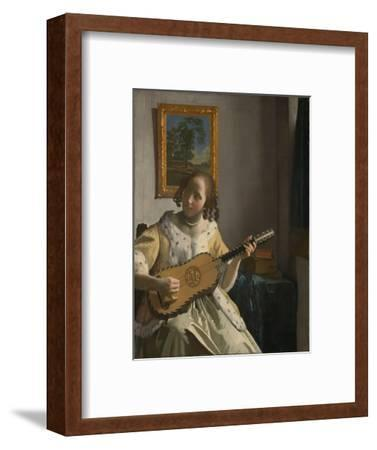 The Guitar Player. 1672
