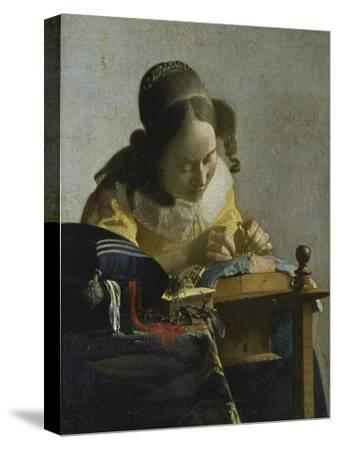 The Lacemaker, about 1665