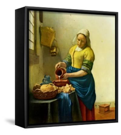 The Milkmaid, c.1658-1660