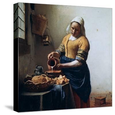 The Milkmaid, C1658