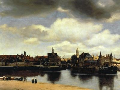 View of Delft, 1658-60
