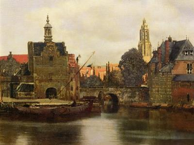 View of Delft c.1660-61