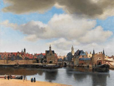 View of Delft, C.1660-61