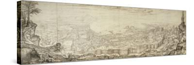 View of Naples, 1582, Italy