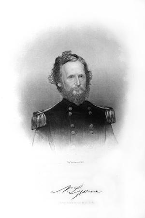 Nathaniel Lyon, American Soldier