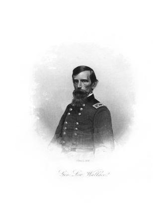 William Hervey Lamme Wallace, American Soldier