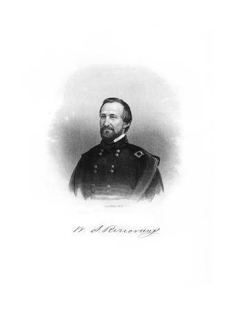 William Starke Rosecrans, American Soldier