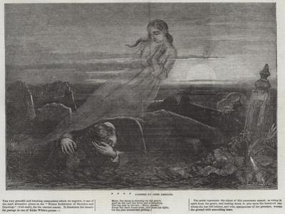 Dead Man Angel Grave Sunrise by John Absolon