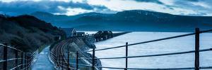 Barmouth Bridge, Coast of Cardigan Bay, Gwynedd, Wales, United Kingdom, Europe by John Alexander