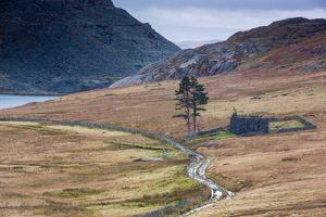 Cwmorthin Quarry, Gwynedd, North Wales, Wales, United Kingdom, Europe by John Alexander