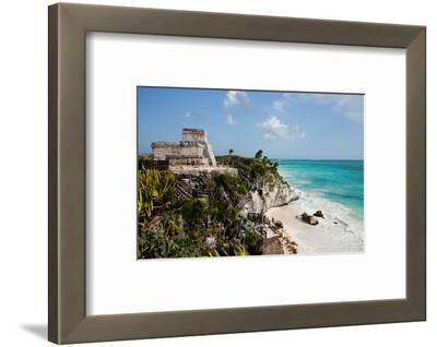 El Castillo at Tulum, Yucatan, Mexico, North America
