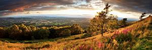 Malvern Hills, Malvern, Worcestershire, England, United Kingdom, Europe by John Alexander