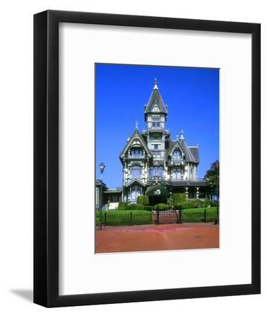 Carson Mansion, Eureka, California, USA