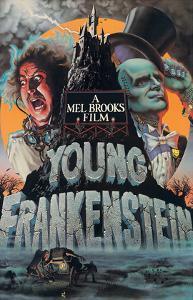 Young Frankenstein - Starring Gene Wilder - Directed by Mel Brooks by John Alvin