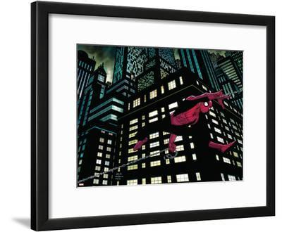 Amazing Spider-Man No.600 Cover: Spider-Man