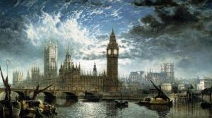 The Houses of Parliament by John Anderson