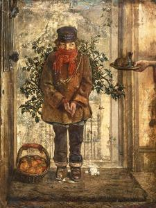 Christmas by John Anster Fitzgerald