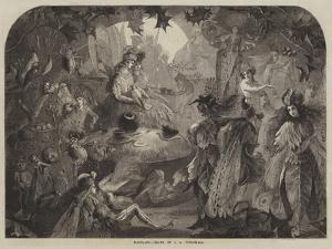 Fairyland by John Anster Fitzgerald