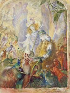 The Concert by John Anster Fitzgerald