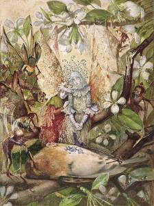The Death of Cock Robin by John Anster Fitzgerald