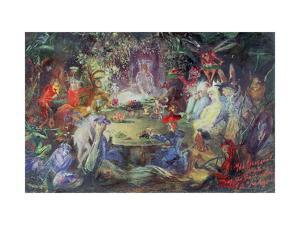 The Fairy Banquet, 1832-1906 by John Anster Fitzgerald