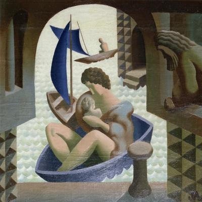 The Arrival of Danae, 1928/29