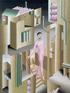 The Somnambulist, 1927 by John Armstrong