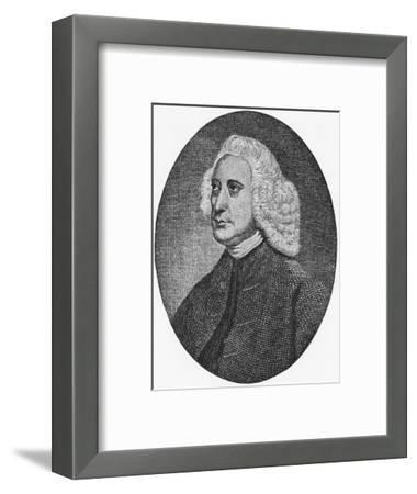 John Armstrong-Joshua Reynolds-Framed Giclee Print