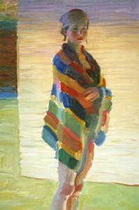 Beach Towel by John Asaro