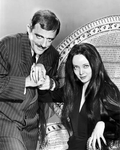 John Astin, The Addams Family (1964)--Photo